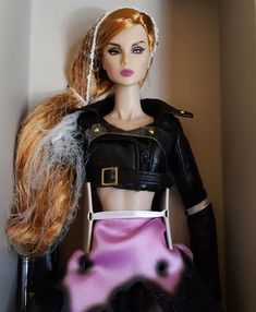 Fashion Royalty W Club NuFace TROUBLE EDEN Integrity Lottery Doll  NRFB  #Integrity #DollswithClothingAccessories