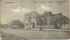 Miercurea Ciuc, strada Kossuth Lajos , 1916 dupa plecarea trupelor romane