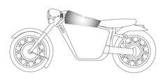 Electric Bike: The Black...... green design by Massimo Nencioni