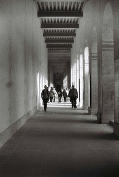 Hallway - paris trip edition -  #paris #35mmanalog #analog #35mm #35mmfilm #filmphotography #france