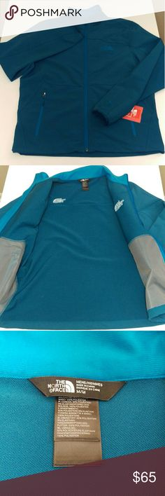 Brand new jacket Band new the north face jacket blue range The North Face Jackets & Coats