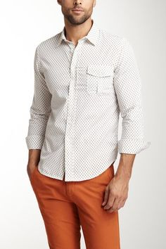 Cambridge Woven Shirt