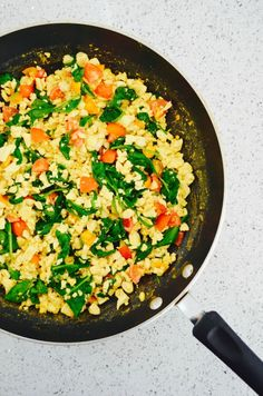 Nutritarian tofu scrambled eggs are the perfect high-protein breakfast! Try this no-oil, low sodium, plant-based recipe and ditch the cholesterol for good!