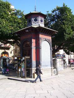 Itinerario Palermo Liberty, itinerario d'arte nella città di Palermo - Arte.it