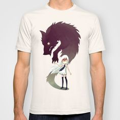 Werewolf T-shirt by Freeminds - $22.00
