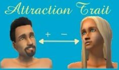 Mod The Sims - Attraction Traits Fix (V1.06) for BV+