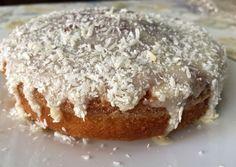 Prato Pra Um - Mini bolo de coco
