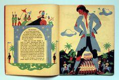 Voyages de Gulliver / Maurice Tranchant / 1930