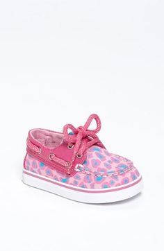 Sperry Top-Sider® Kids 'Bahama' Slip-On (Baby)(Nordstrom Exclusive) available at #Nordstrom