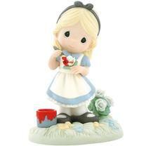 Disney - Alice in Wonderland  Precious Moments