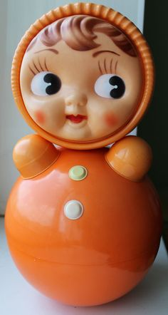 Big Roly-Poly. Large Roly-Poly. Soviet Roly-Poly. Nevalyashka USSR 50s. Soviet musical doll. Vintage. Roly-Poly ding. soviet toy This large Roly-Pole made in the 50s. It plays ding-ding sound when it rocks. Unfortunately, there is no hat on the head. The rest - excellent condition! Height 40 cm. I will be happy to answer any questions! Delivery 7-25 working days. ============================================================= Welcome to our shop!!!! Remember that you will find a small ple...