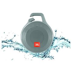 Jbl Clip+ Splashproof Bluetooth Speaker - Grey