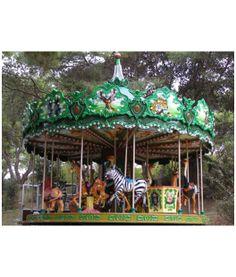 carousels  | Carousels | Amusement Services International