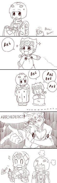 and baby anime he drives being 15 he drives being 15 Fanart, Jojo's Bizarre Adventure, Jojo Anime, Jojo Parts, Jojo Memes, Manga Anime, Best Waifu, Jojo Bizarre, Funny Relatable Memes