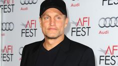 Woody Harrelson Wears Pajama Pants and Socks to 'Hunger Games' Paris Premiere Event #Intense #Chandeliers #Mega