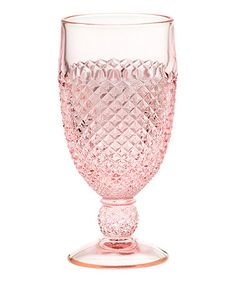 Another great find on #zulily! Rose Addison Goblet #zulilyfinds