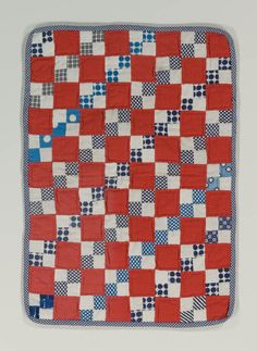 1850's small quilt