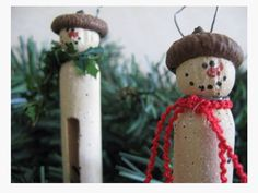 Image result for christmas woodland decorating