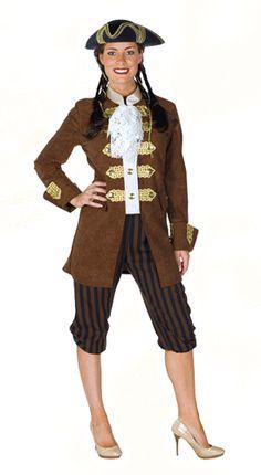 Afbeeldingsresultaat voor rode piraten jas