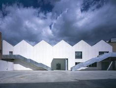 Gormley Studio, London, UK by Architect David Chipperfield