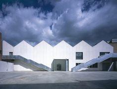 Gormley Studio, London, UK by Architect David Chipperfield