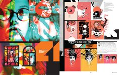 IdN™ Magazine® — IdN v18n4: Mono Graphics
