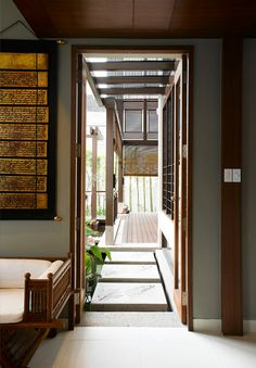 Hutton House Timur Designs - Residential