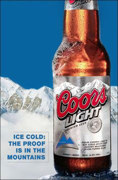 Coors Light Beer © David Cantwell Photography Mothers Love Free Information on how to (Make Money Online) Coors Light, Light Beer, Make Money Online, How To Make Money, Dr Pepper Can, Bud Light, Advertising Photography, Love Is Free, Best Beer
