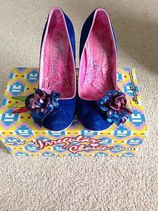 Irregular Choice Shoes Ebay May 2017