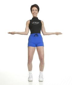 Trim and Tone Arms without Weights.. Yes, You Can with T-Tapp!
