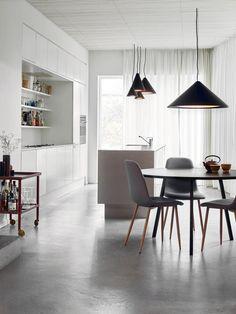 LED Design Leuchte Decken Lampe 80 cm Wohn-Ess-Zimmer Kreis Sternen Büro Küchen