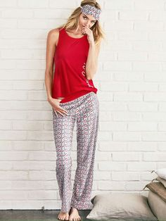 25 Best Victoria s Secret Pajama Set images  964cb4291