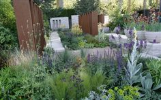 2010 Best in show and gold medal: A contemporary gravel garden, designed by Andy Sturgeon