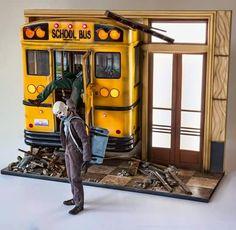 Joker Hot Toys Diorama by Rene Diorama Efran