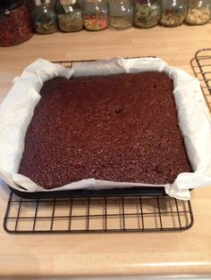 I had a rather old notebook – started at school and added to over the years – full of recipes. The mistake I made was sticking cut out recipes from magazines in to it – they yello… Parkin Cake Recipe, Parkin Recipes, Yorkshire Recipes, Yorkshire Parkin, English Cake Recipe, Best Fruit Cake Recipe, Molasses Recipes, Decadent Food, Chocolate Delight