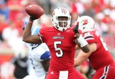 Kentucky Football: Louisville Cardinals Rip Wildcat Defense, Win Opener 32-14