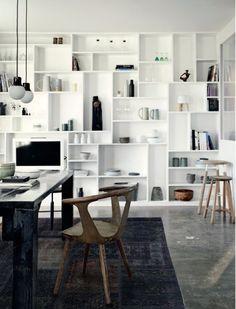 20 RE-USED WOOD & RUG MATCHING IDEAS - Interior Design Blog - RugKnots - Buy Oriental Rugs Online