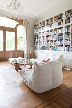Op zoek naar de ideale zetel: de Togo van Ligne Roset / www.woonblog.be