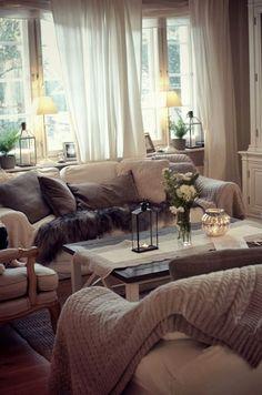 Apartment Decor Cozy Living Room Cozylivingroomsdecorideas Rooms Windows