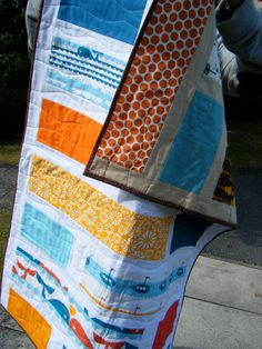 Like the quilting stitch