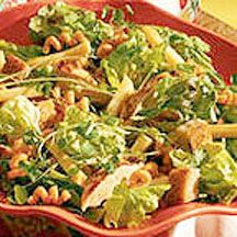 Chicken Caesar Salad with a Twist.