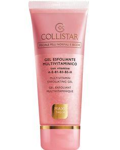 Multivitamin Exfoliating Gel by Collistar for Women Cosmetic 100ml
