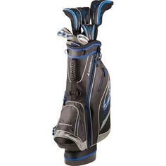 Shop for Adams Golf Men's Senior Speedline Complete Set Golf Clubs With Bag. Get free delivery On EVERYTHING* Overstock - Your Online Golf Equipment Destination! Get in rewards with Club O! Best Golf Club Sets, Best Golf Clubs, Adams Golf Clubs, Cobra Golf, Sports Toys, Mens Golf, Ladies Golf, Golf Bags, Golf Courses
