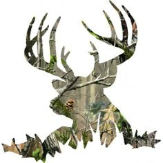 hunting camo window decals - Google Search