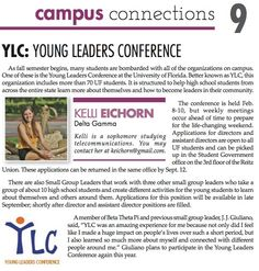 Young Leaders Conference