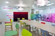 Office design | Office fit-out | Office Furniture | ACH Shoosmiths | Edinburgh | Claremont