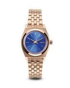 c67758e1c12 Nixon Small Time Teller - Women Wrist Watch on YOOX. The best online  selection of Wrist Watches Nixon.