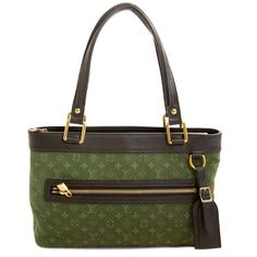 a814e66464aa Labellov Louis Vuitton Olive Lucille PM Shoulder Bag ○ Buy and Sell  Authentic Luxury
