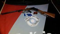 #Polícia: Briga entre pai e filho no interior de São Paulo termina com arma aprendida