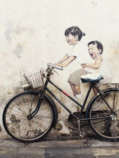 penang street art by spicyicecream, via Flickr